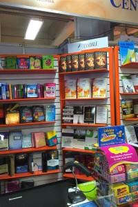 Nuestros libros en la FIL.