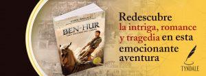 Banner de la nueva novela Ben-Hur