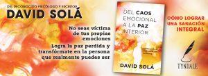 Banner de la última obra de David Solá